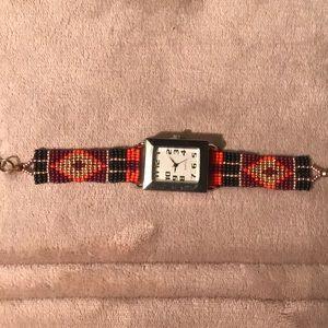Handmade Native American Watch